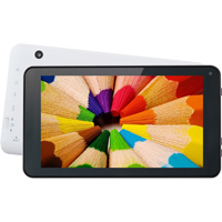 Supersonic 7 in. 4GB Android 4.2 White Tablet - SC2207WHT - IN STOCK