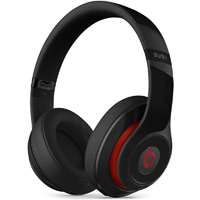 Beats By Dr. Dre Studio Over-Ear Headphones - Black - 900-00059-01 / BTOVSTUBLK - IN STOCK