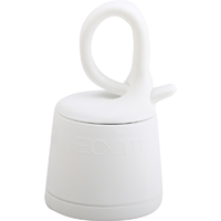 BOOM Swimmer Waterproof Bluetooth Speaker - White - SMWH - IN STOCK