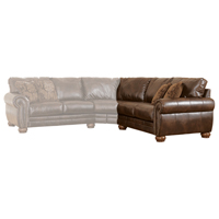 Ashley Signature Design 2130056 Walcot DuraBlend Antique RAF Loveseat - 2130056 / 2130056 - IN STOCK