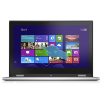Dell Inspiron, 13.3 in. Touchscreen, 4GB RAM, 500GB HDD, Windows 8.1 Tablet PC - I734750SLV - IN STOCK