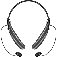 LG TonePRO Wireless Stereo Headset - Gray - HBS750GRY - IN STOCK