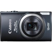 Canon ELPH 340 HS 16MP 12x Zoom Digital Camera  - ELPH340BK - IN STOCK