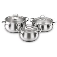 Korkmaz Mona JR. 6 pcs. Cookware Set - A1627MONA - IN STOCK