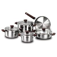 Korkmaz Kappa 9pcs. Cookware Set - A1680KAPPA - IN STOCK