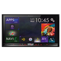 Pioneer Double-Din DVD/MP3/USB Touchscreen Car Stereo Receiver - AVIC-8000NEX / AVIC8000 - IN STOCK