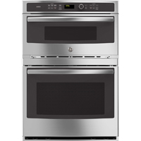 G.E. Profile PT9800SHSS 30 in.Stainless Convection Wall Oven/Microwave Combination - PT9800SHSS - IN STOCK