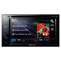 Pioneer DVD Receiver with 6.2 in. Display - AVH-170DVD / AVH170 - IN STOCK