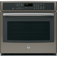 G.E. Profile PT7050EHES 30 in. Slate Convection Single Wall Oven - PT7050EHES - IN STOCK