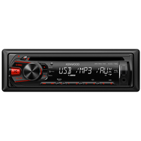 Kenwood CD Receiver with Front USB & AUX Inputs - KDC-162U / KDC162 - IN STOCK