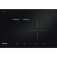 Frigidaire Gallery FGIC3067MB 30 in. Black 4 Burner Electric Induction Cooktop - FGIC3067MB - IN STOCK