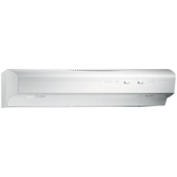 Broan 30 in., White, Under Cabinet Hood, 220 CFM - QS130WW - IN STOCK