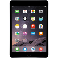 Apple iPad mini 3 Wi-Fi 16GB - Space Gray - MGNR2 - IN STOCK