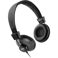Marley Positive Vibration On-Ear Headphones - Pulse - EM-JH011-PS / EMJH011PS - IN STOCK