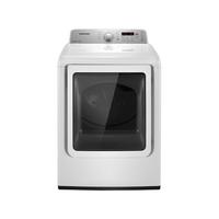 Samsung DV422GWHDWR Gas 7.2 cu. ft. White Top Load Dryer - DV422GWHDWR - IN STOCK