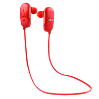 HMDX Jam Transit� Wireless Earbuds - Red - HXEP310RD - IN STOCK
