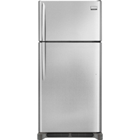 Frigidaire Gallery FGHI1864QF 18.3 Cu. Ft. Stainless Custom-Flex Top Freezer Refrigerator - FGHI1864QF - IN STOCK
