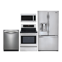 LG Stainless Kitchen Package - LG29DNDSKIT - IN STOCK