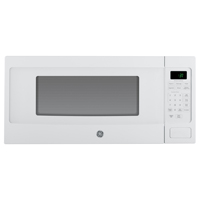 G.E. Profile PEM31DFWW 1.1 cu. ft. White Countertop Microwave  - PEM31DFWW - IN STOCK