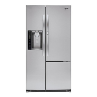 LG LSXS26366S 26 Cu. Ft. Stainless Door-in-Door Side-by-Side Refrigerator - LSXS26366S - IN STOCK