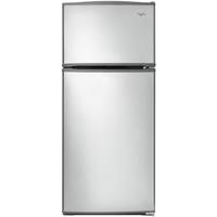 Whirlpool WRT316SFDM 16 Cu. Ft. 28 in. Width Stainless Top Freezer Refrigerator - WRT316SFDM - IN STOCK