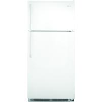 Frigidaire FFTR1821QW 18. Cu. Ft. White Top Freezer Refrigerator - FFTR1821QW - IN STOCK