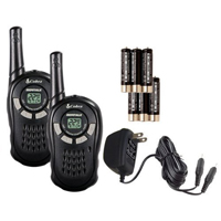 Cobra 16-Mile Pre-Charged Two-Way Radios - CTW135P - IN STOCK