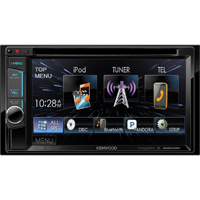 Kenwood 6.2 in. touchscreen Bluetooth DVD/CD  Receiver - DDX372 - IN STOCK