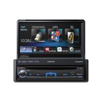 Kenwood Retractable 6.95 in. touchscreen DVD/CD receiver - KVT7012 - IN STOCK