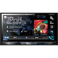 Pioneer 6.95 in. motorized touchscreen DVD/CD receiver     - AVHX4700 - IN STOCK
