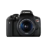 Canon EOS Rebel T6i 24.2MP DSLR W/ EF-S 18-55mm IS STM Lens Kit - 0591C003 / EOSREBELT6I - IN STOCK