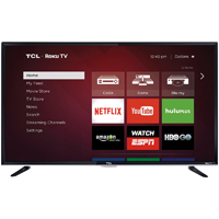 TCL 40FS3800 40 in. Smart 1080p Clear Motion Index 120Hz  Roku LED HDTV - 40FS3800 - IN STOCK