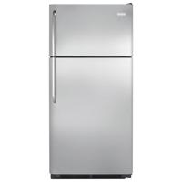 Frigidaire FFTR1821QS 18 Cu. Ft. Stainless Top Freezer Refrigerator - FFTR1821QS - IN STOCK