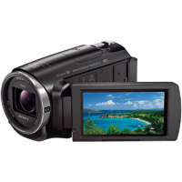 Sony HD Handycam with Built-In Projector and 32GB Internal Memory - HDRPJ670 - IN STOCK
