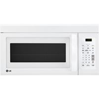 LG LMV1831SW 1.8 Cu. Ft. White 1000W OTR Microwave - LMV1831SW - IN STOCK