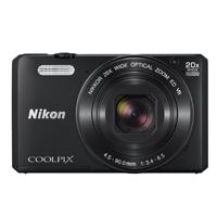 Nikon Coolpix S7000 Super Zoom (Black) - S7000BK - IN STOCK