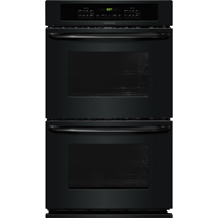 Frigidaire FFET2725PB 27 in. Black Double Wall Oven - FFET2725PB - IN STOCK