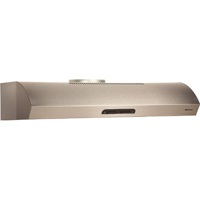Broan Under-Cabinet Range Hood, 42-Inch - QP142SS - IN STOCK