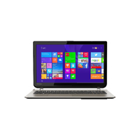 Toshiba  15.6 in. LED Notebook - Intel Core i7 i7-5500U 2.40 GHz - S55B5157 - IN STOCK