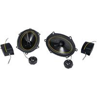Kicker 6 in.x8 in. component speaker system - 11DS682 - IN STOCK