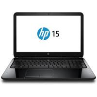 HP Black Licorice 15.6 in. Laptop PC - 15G035 - IN STOCK