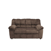 Ashley Signature Design 2660435 Julson Cafe Contemporary Loveseat - 2660435 / 2660435 - IN STOCK