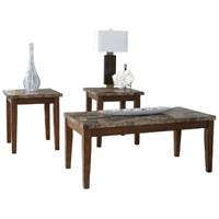 Ashley Signature Design Occasional Tables - Theo - T15813 - IN STOCK