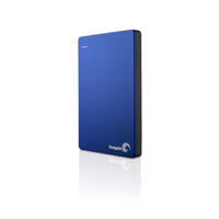 Seagate Backup Plus Slim 1TB Portable External Hard Drive(blue) - STDR1000102 - IN STOCK