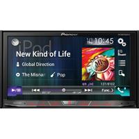 Pioneer In-Dash Double-DIN DVD Multimedia  7 in. Widescreen Display - AVH4100 - IN STOCK