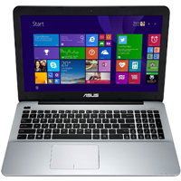 Asus 15.6 In. Intel Core I5-5200U Broadwell 2.2GHz 500GB Notebook - R556LARS51 - IN STOCK