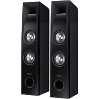 Samsung 350W 2.2 Channel Sound Tower System - TWJ5500 - IN STOCK