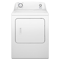Amana NED4655EW Electric 6.5 Cu.Ft. White Top Load Dryer  - NED4655EW - IN STOCK