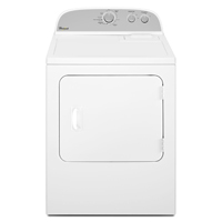 Whirlpool WED4815EW Electric 7.0 cu. ft. Top Load Dryer  - WED4815EW - IN STOCK