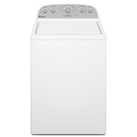 Whirlpool WTW5000DW 4.3 cu. ft. White High Efficiency Top Load Washer  - WTW5000DW - IN STOCK